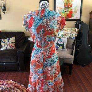 MSK Dresses - Bohemian vintage beautiful dress